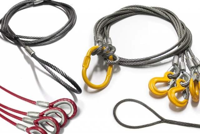 ワイヤロープ関連